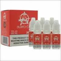 Anarchist Red 60ml (6x10ml) E-Liquid