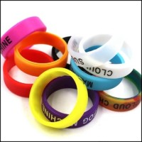 Atomizer Protective Silicone Band