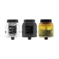 Vaperz Cloud Nightmare RDA 28mm by Suicide Mods