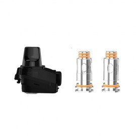 Geekvape Aegis Boost Cartrige Kit with 2 Coils (0.4ohm & 0.6ohm) Included