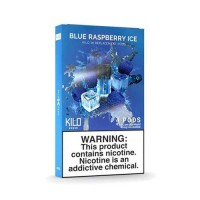 Kilo 1K Pods Blue Raspberry Ice 20mg 1.5ml (Pack of 4pc)