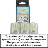Aspire Slym Pods ELIQUID FRANCE Salt Sunny 1.8ml 20mg (Pack of 3pcs)