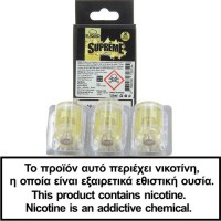 Aspire Slym Pods ELIQUID FRANCE Salt Supreme 1.8ml 20mg (Pack of 3pcs)