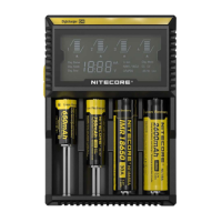 Nitecore Intellicharger D4 LCD Battery Charger