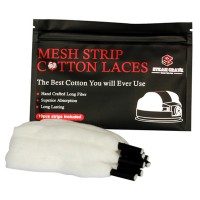 Steam Crave MESH Strip Cotton Laces 10g