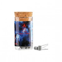 Demon Killer SS316L Flame A Prebuilt Coils 6pcs/box