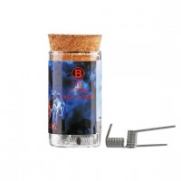 Demon Killer SS316L Flame B Prebuilt Coils 6pcs/box