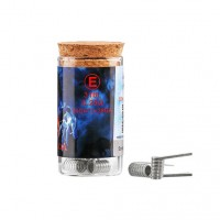 Demon Killer SS316L Flame E Prebuilt Coils 6pcs/box