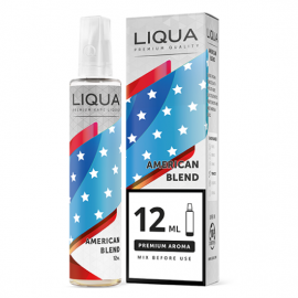 LIQUA Mix & Go American Blend (12ml for 60ml)