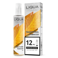 LIQUA Mix & Go Traditional Tobacco (12ml for 60ml)