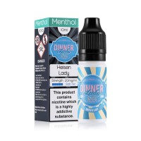 Dinner Lady Heisen Lady 10ml Salt Nic 20mg E-Liquid