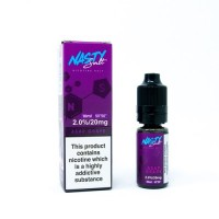 Nasty Salt ASAP Grape 10ml Salt Nic 20mg E-Liquid