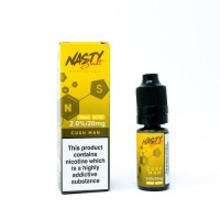 Nasty Salt Cush Man 10ml Salt Nic 20mg E-Liquid