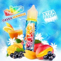 Fruizee Blackcurrant Mango Xtra Fresh Mix & Vape 30/70ml
