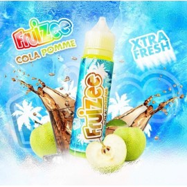Fruizee Cola Apple Xtra Fresh Mix & Vape 30/70ml