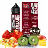 Mad Juice Mad 4 You Passion Alarm 12ml for 60ml