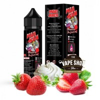 Mad Juice Mad Shake Strawberry Ice Cream 12ml for 60ml