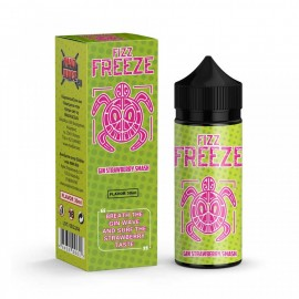 Mad Juice Fizz Freeze Gin Strawberry Smash 30ml for 120ml