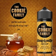 Mad Juice The Cookie Family Honey & Cookie 30ml for 120ml