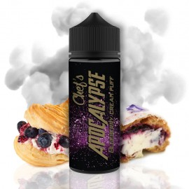 Chef's APOCALYPSE Blueberry Cream Puff 30 for 120ml