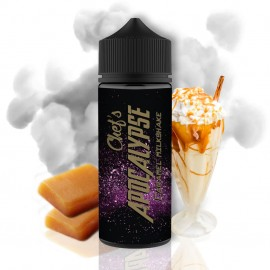 Chef's APOCALYPSE Caramel Milkshake 30 for 120ml