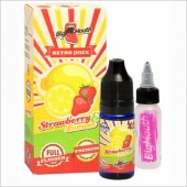 Big Mouth Retro Strawberry Lemon Concentrate 10ml