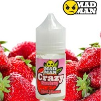 Madman Crazy Strawberry Concentrate 30ml