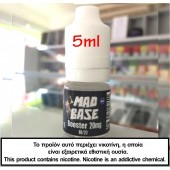 MAD BASE Booster 5ml 20mg 70VG/30PG (1pc)