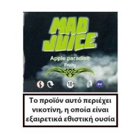 Mad Juice Apple Paradise 60ml (6x10ml) E-Liquid 3mg