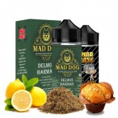 Mad Juice Mad Dog Delmon Harman + 65ml VG in Gorilla Bottle (20ml for 100ml)