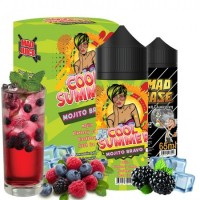 Mad Juice Cool Summer Mojito Bravo + 65ml VG in Gorilla Bottle (20ml for 100ml)
