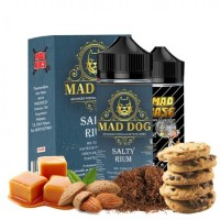 Mad Juice Mad Dog Salty Rium + 65ml VG in Gorilla Bottle (20ml for 100ml)