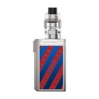 VOOPOO Alpha Zip 180W TC Kit with Maat Tank Stars (2 x Batteries 18650 INCLUDED)