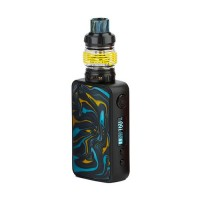 Eleaf iStick Mix 160W Kit with ELLO POP Atomizer Glary Knight (2 x Batteries 18650 INCLUDED)