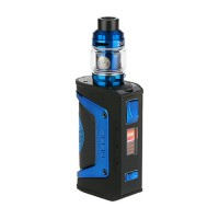 Geekvape Aegis Legend 200W TC Kit with Zeus Tank Limited Edition Blue