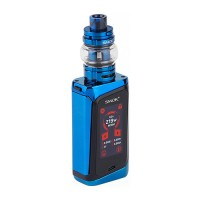 SMOK MORPH 219W TC Kit with 6ml TF Tank Black & Prism Blue (2 x Batteries 18650 INCLUDED)
