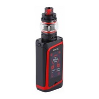 SMOK MORPH 219W TC Kit with 6ml TF Tank Black Red (2 x Batteries 18650 INCLUDED)