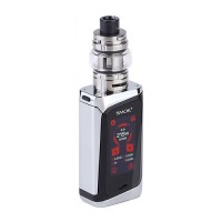 SMOK MORPH 219W TC Kit with 6ml TF Tank Black & Prism Chrome (2 x Batteries 18650 INCLUDED)