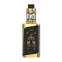 SMOK MORPH 219W TC Kit with TFV Mini V2 Tank Black Gold (2 x Batteries 18650 INCLUDED)