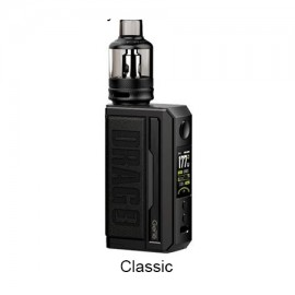 VOOPOO DRAG 3 177W TC Kit with TPP Tank (2 x Batteries 18650 Included)