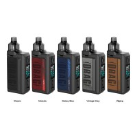 VOOPOO DRAG Max 177W TC Kit with PNP Tank (2 x 18650 Batteries INCLUDED)