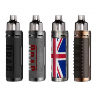 VOOPOO DRAG X 80W 18650 Mod Pod Kit NEW COLORS