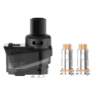 Geekvape Aegis Hero Replacement Pod Cartridge 4ml (2 coils included)