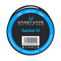 Vandy Vape KA1 24ga Wire 30ft / 9.1m