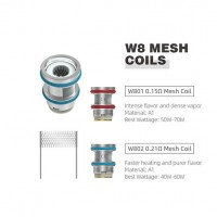 Wirice Launcher Mesh Coils