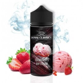 Royal Classics Strawberry Ice Cream Shake (24ml for 120ml)