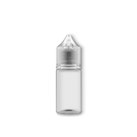 Gorilla Wide Mouth Empty E-Juice Bottle 30ml